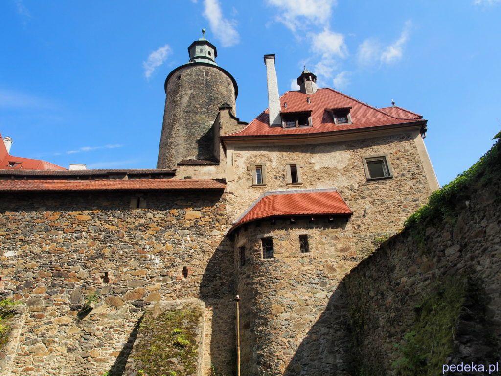Zwiedzanie zamku Czocha
