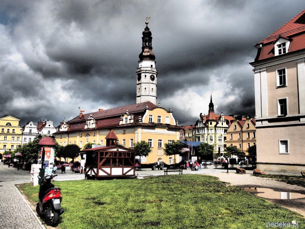 Zwiedzanie Bolesławca