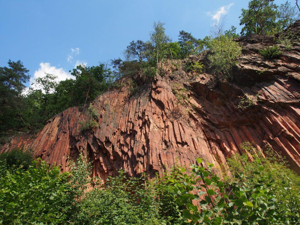 Organy w krainie wygasłych wulkanów