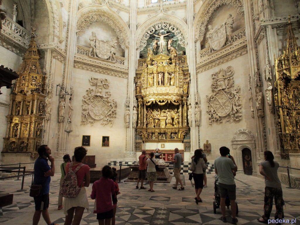 Zwiedzanie Burgos