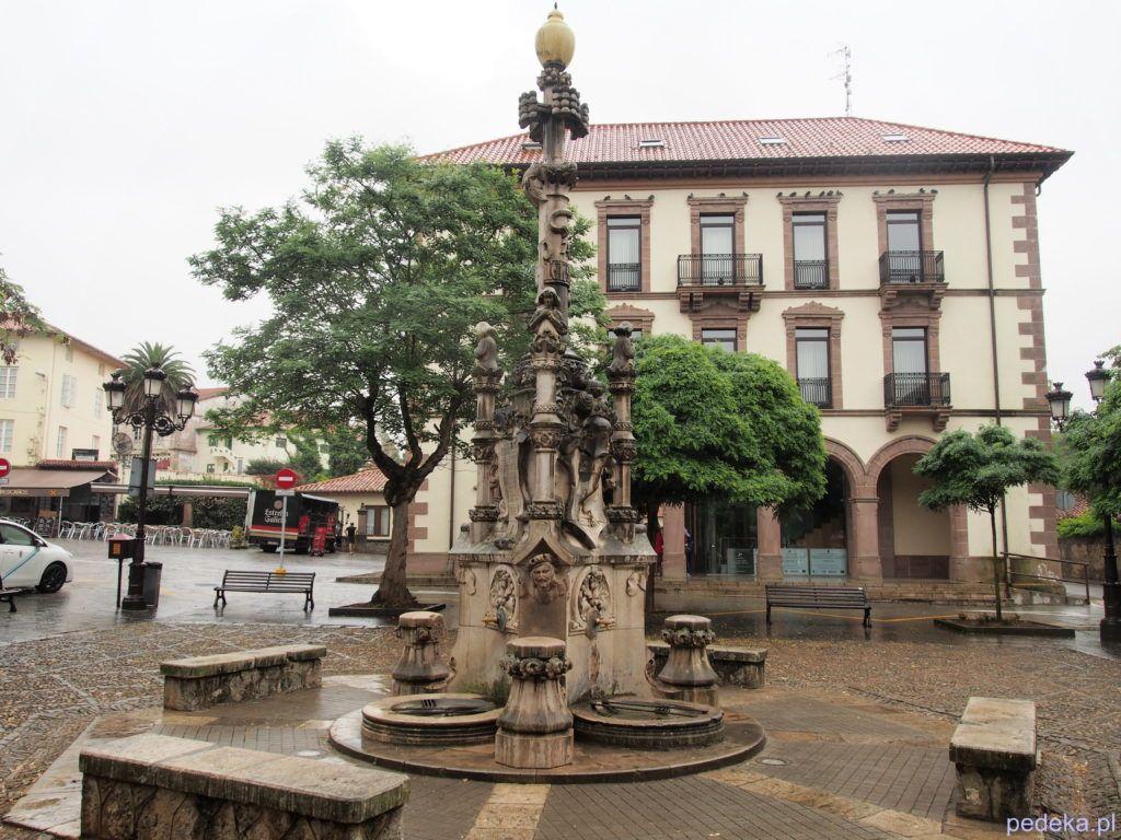 Zwiedzanie Comillas