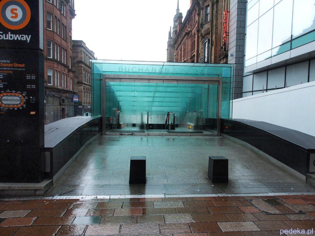 Święta w Glasgow
