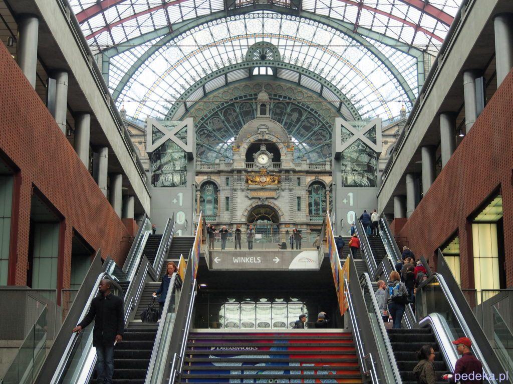 Weekend w Antwerpii i Gandawiei