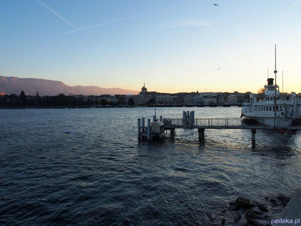 Jeden dzień w Genewie