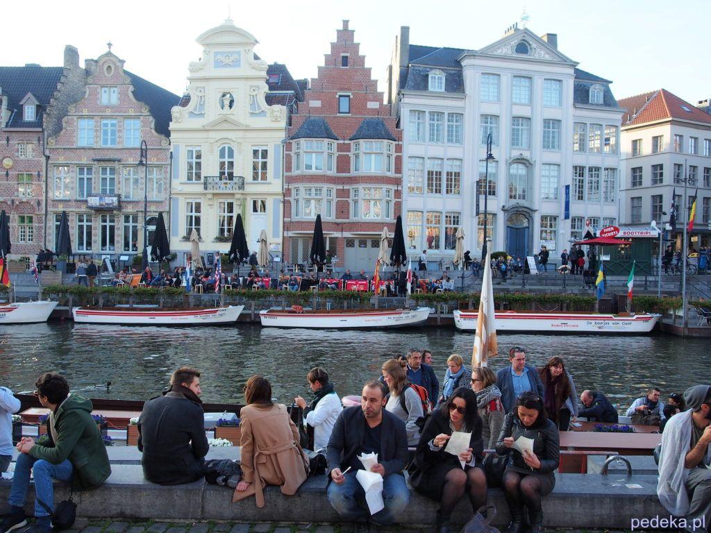 Weekend w Antwerpii i Gandawie