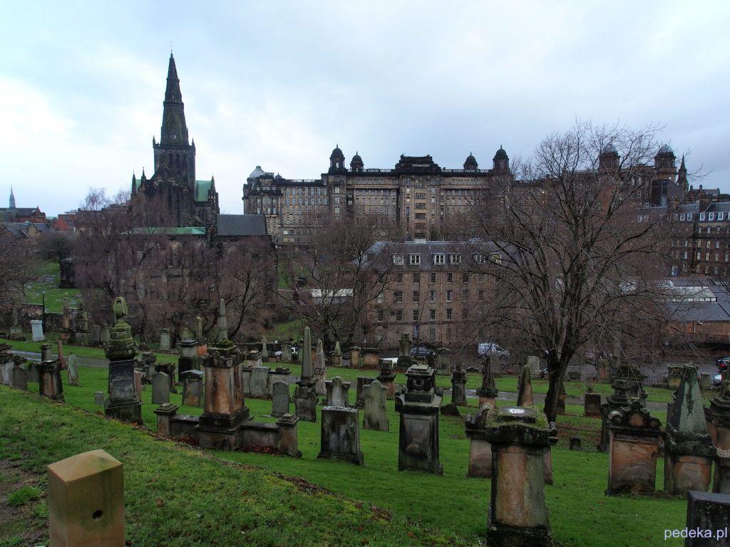 Zwiedzanie Glasgow