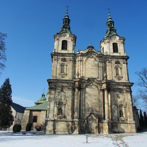 Klasztor cystersów w Jędrzejowie