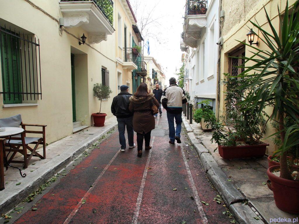 Ateny, co nas zdziwiło, co zaskoczyło