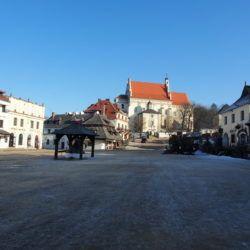 Zimowy Kazimierz Dolny