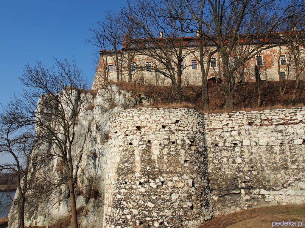 Zwiedzanie opactwa benedyktynów w Tyńcu