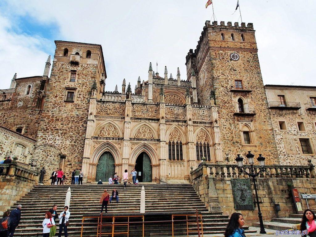 Zwiedzanie Estremadury