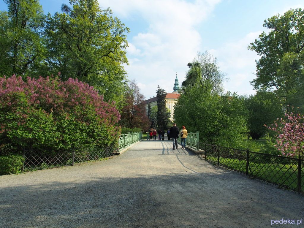 Kromierzyż Pałac Arcybiskupi