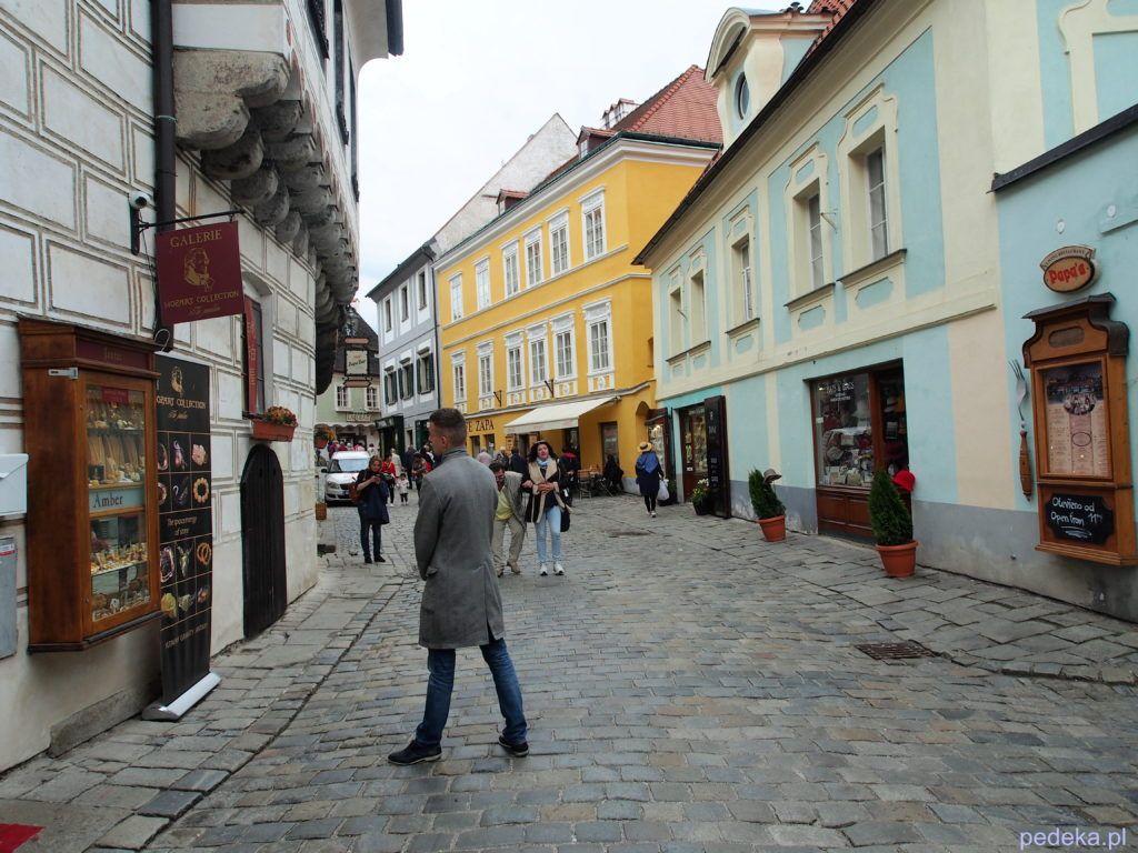 Czeski Krumlov
