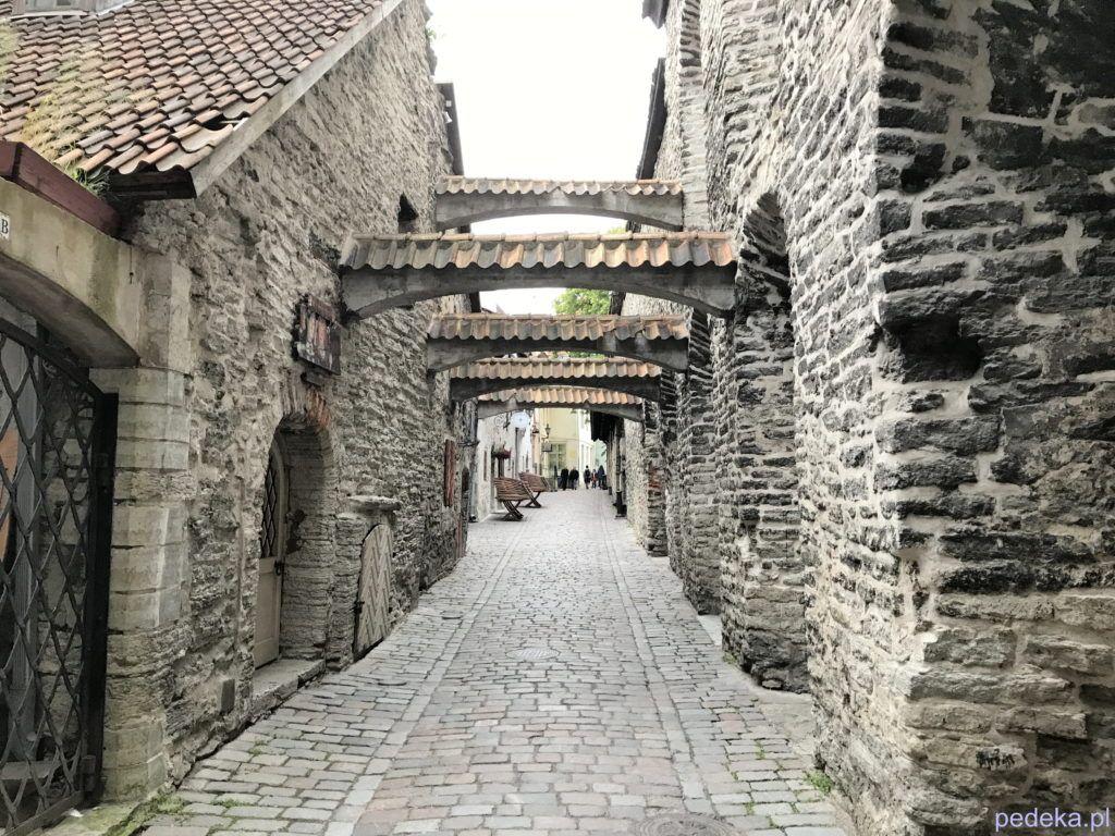 Zwiedzanie Tallina Stare Miasto