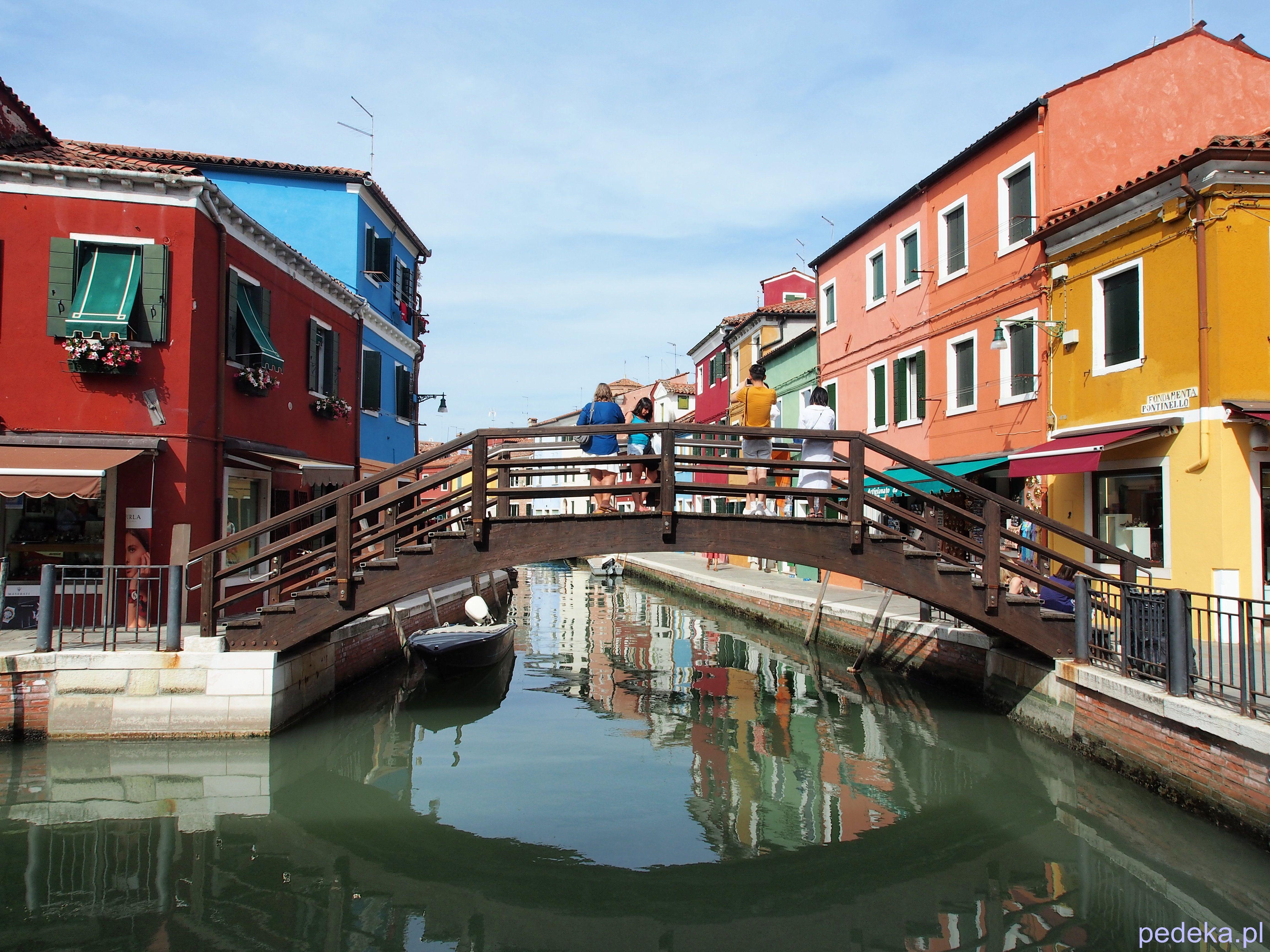 Wycieczki na Burano, Murano i Lido