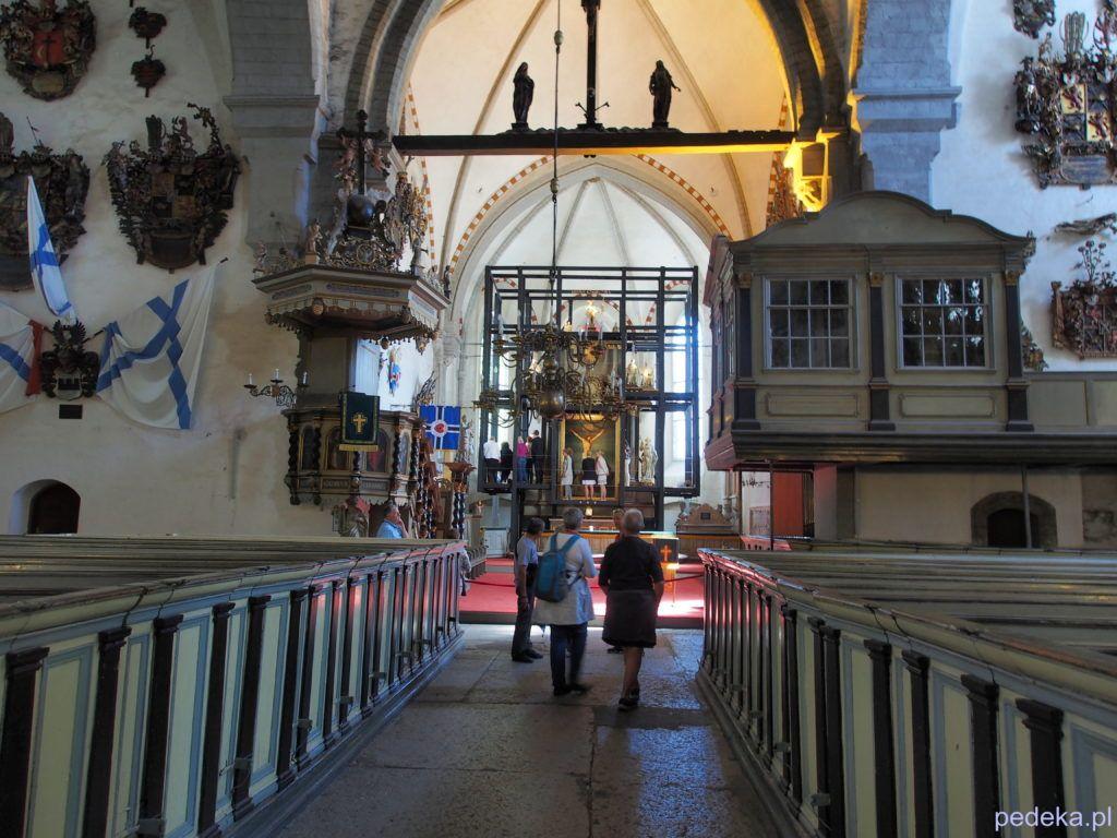 Zwiedzanie Tallina