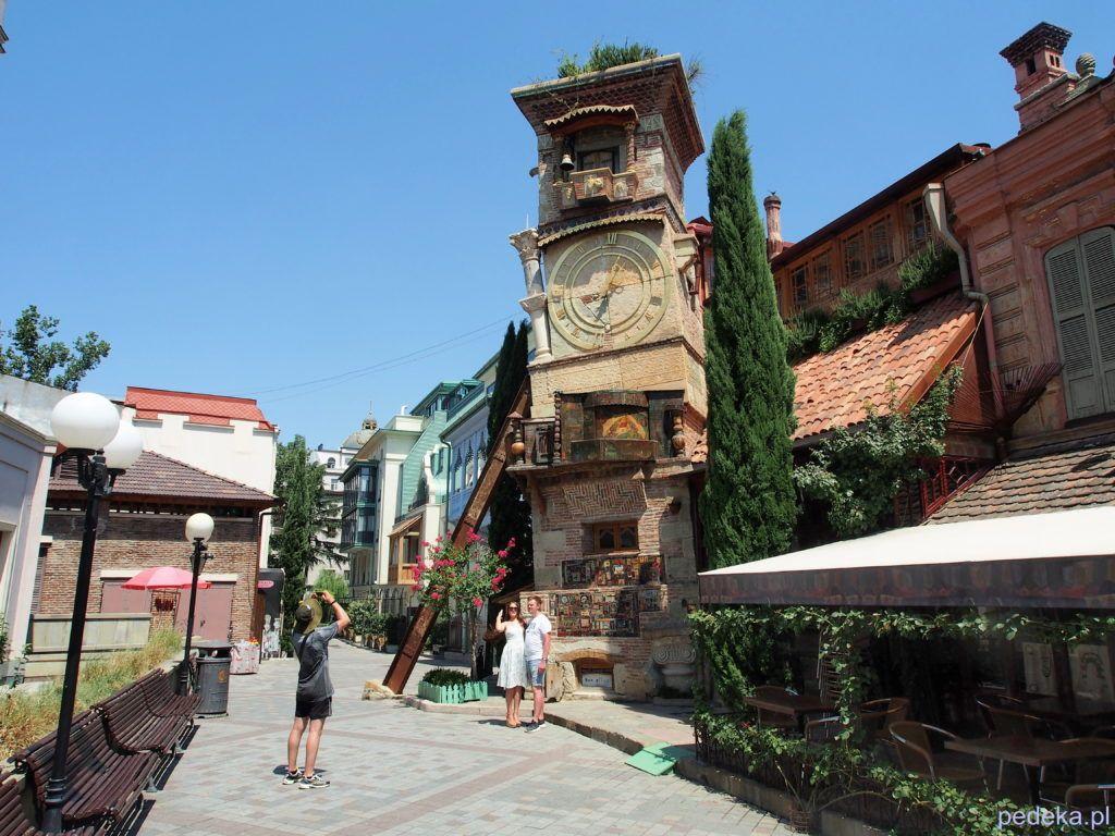 Zwiedzanie Tbilisi