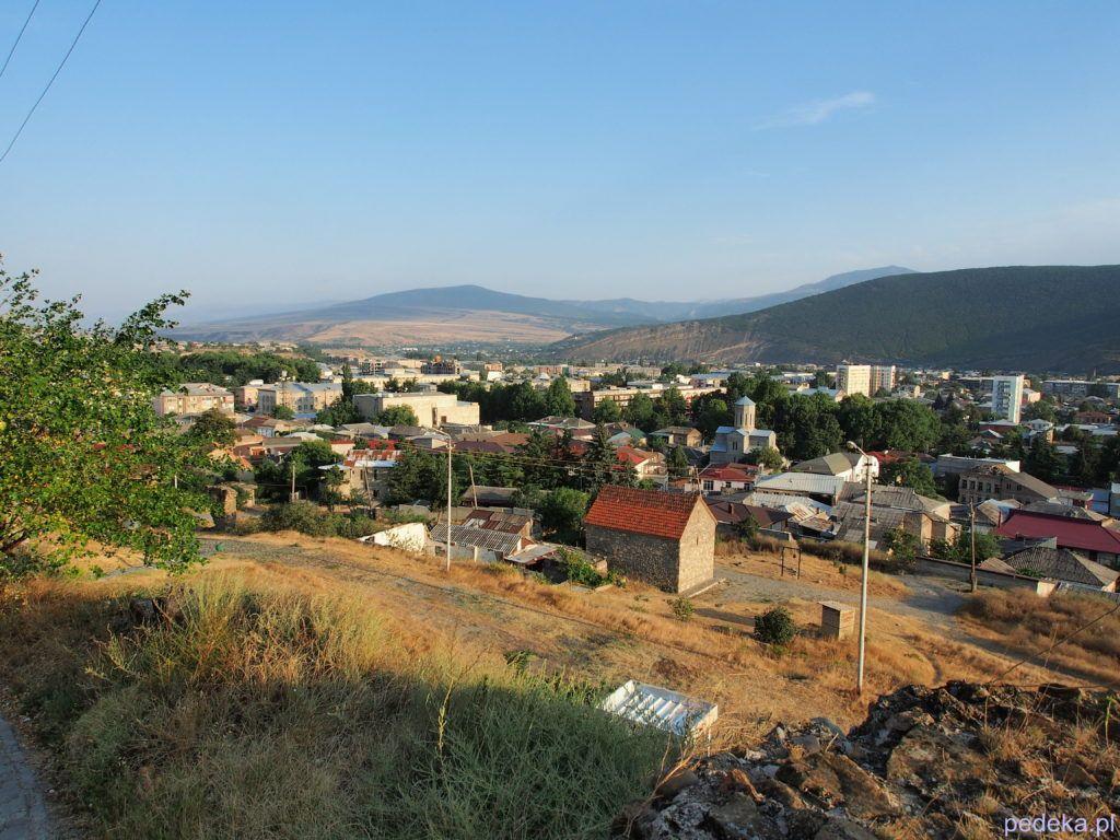 Zwiedzanie Gori