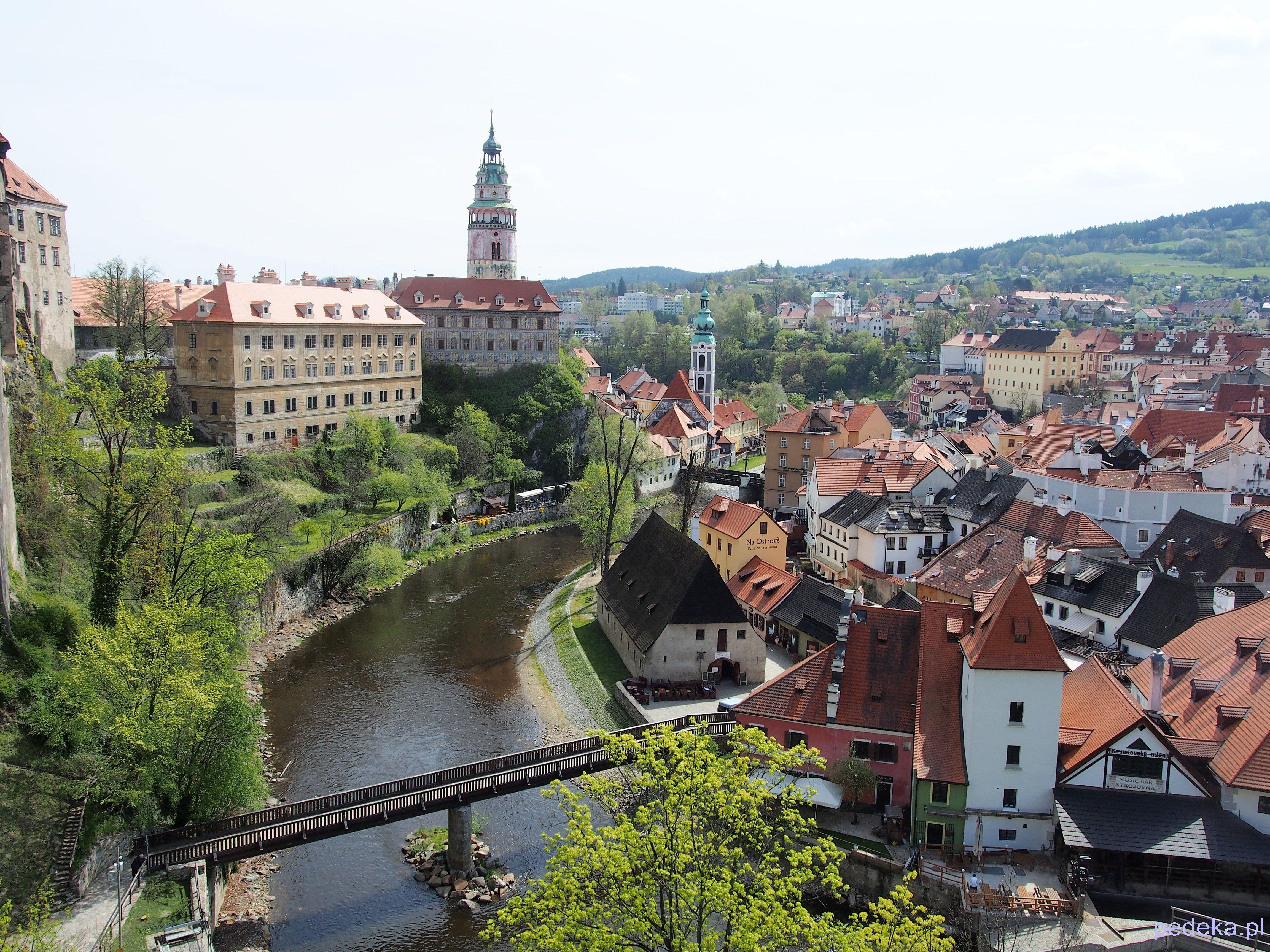 Zwiedzanie Czech