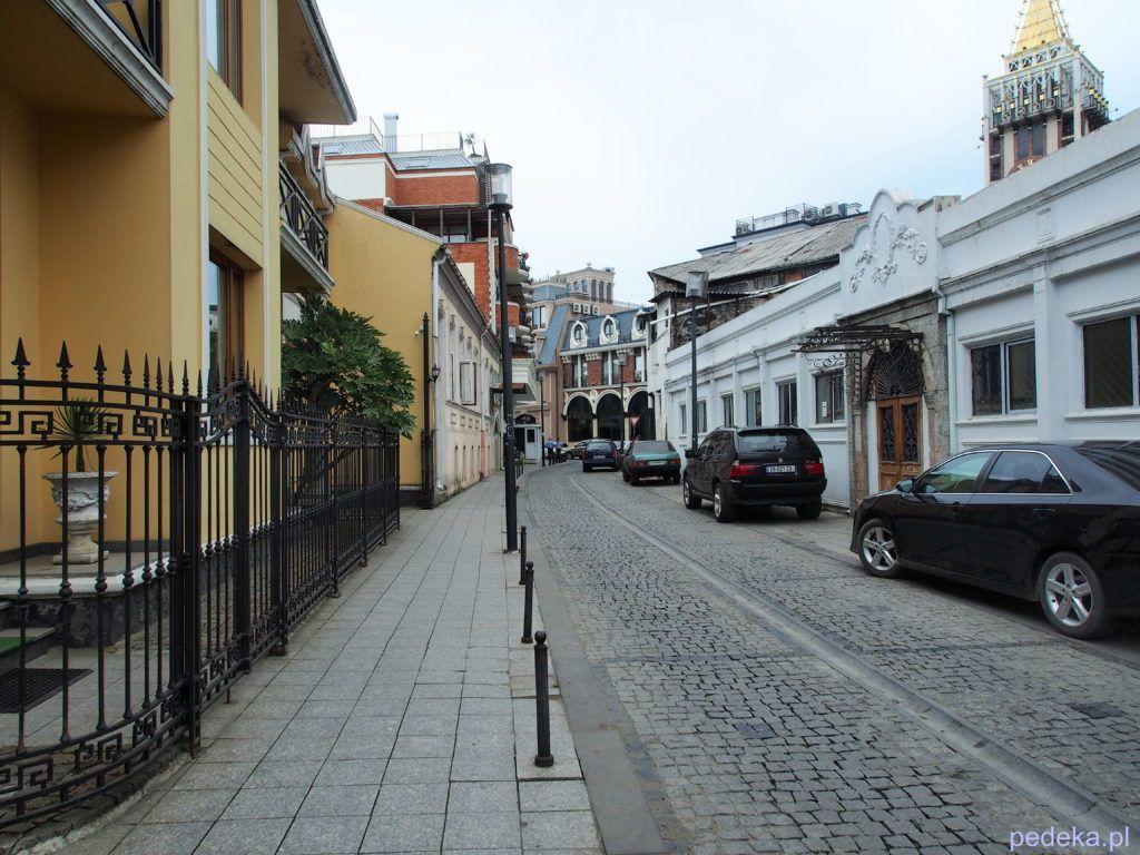 Zwiedzanie Batumi