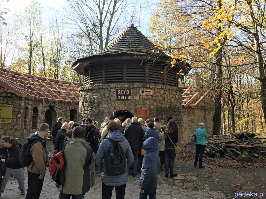 Zwiedzanie Kopalni Srebra w Tarnowskich Górach