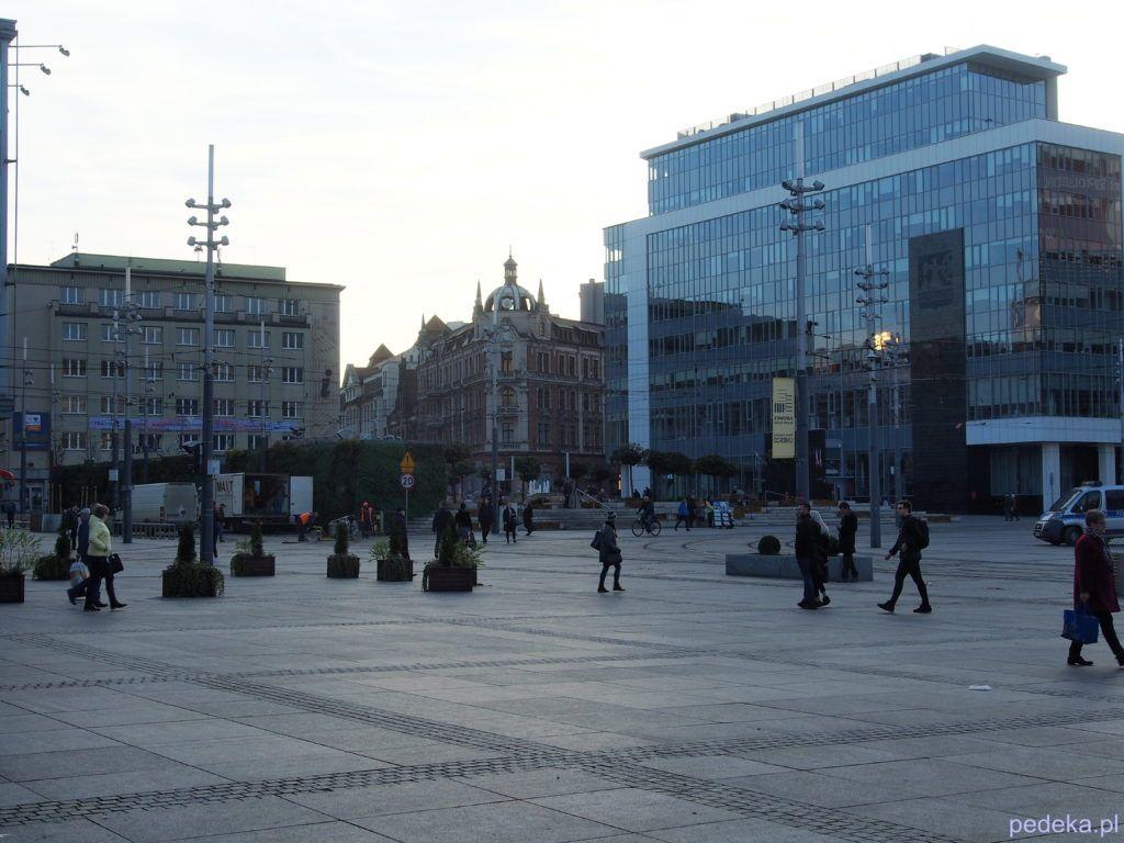 Zwiedzanie Katowic