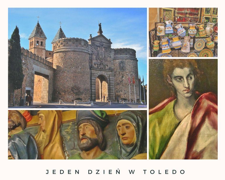 Jeden dzień w Toledo