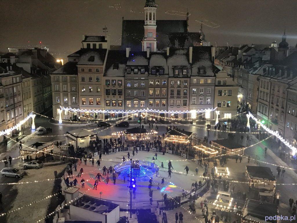 Sobota w Warszawie