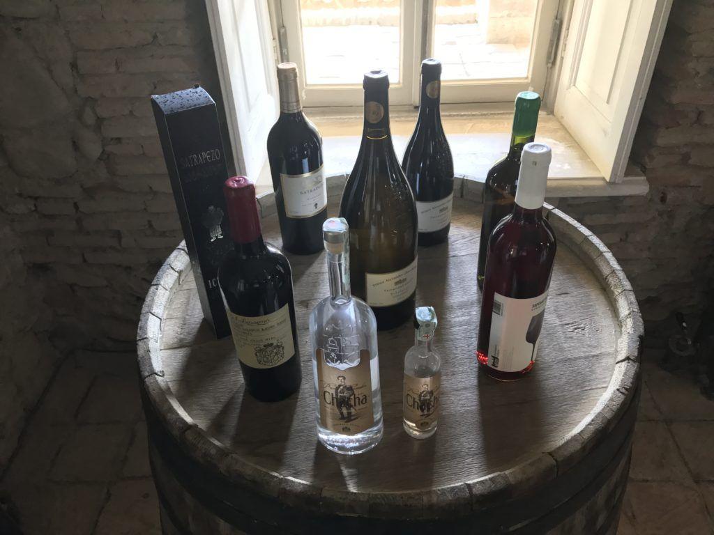 Jedzenie i picie w Gruzji