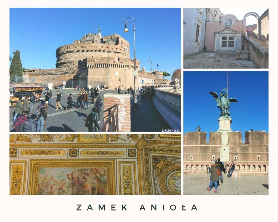 Zamek św. Anioła w Rzymie