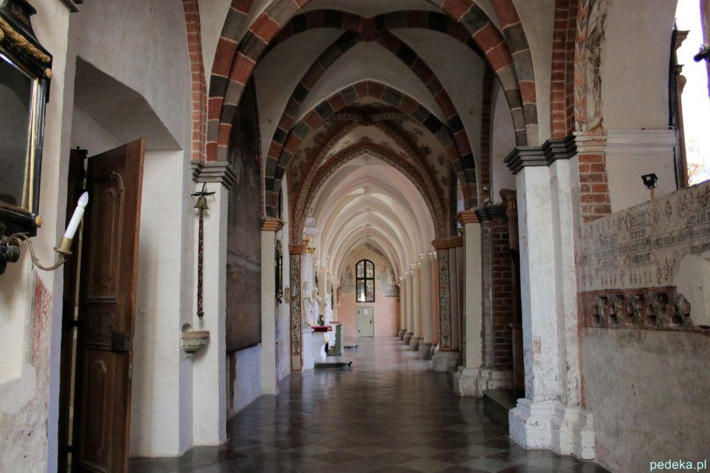 Klasztor cystersów w Gościkowie
