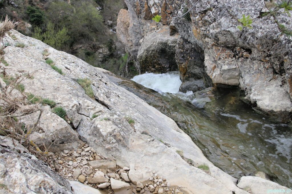 Park Krajobrazowy Barranco del Rio Dulce