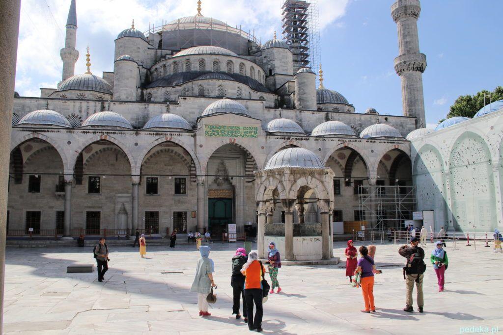 Stambuł zwiedzanie najstarszej części miasta