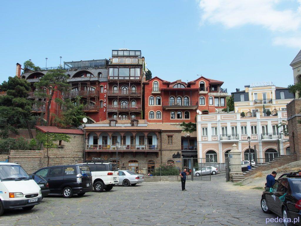 Zwiedzanie Gruzji