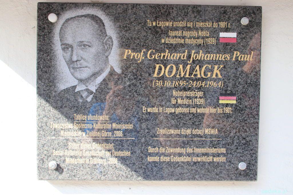 Lubniewice, Łagów, Międzyrzecz