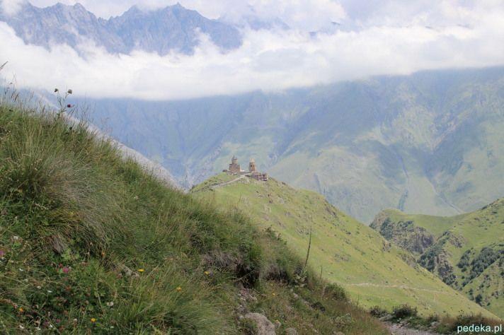 Wycieczka do klasztoru Cminda Sameba
