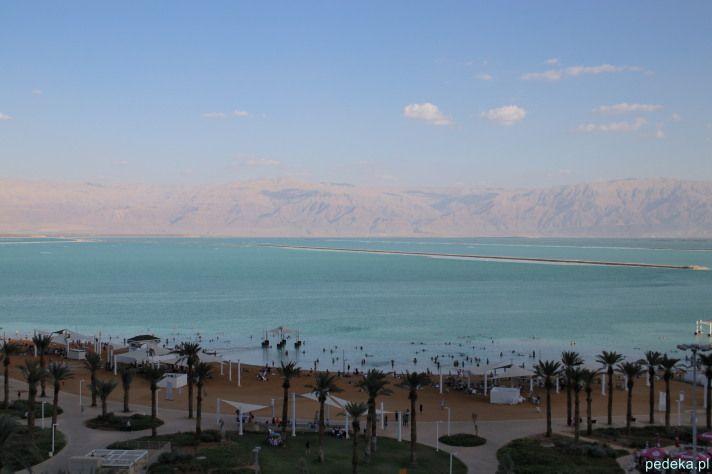 Z Tel Awiwu nad Morze Martwe