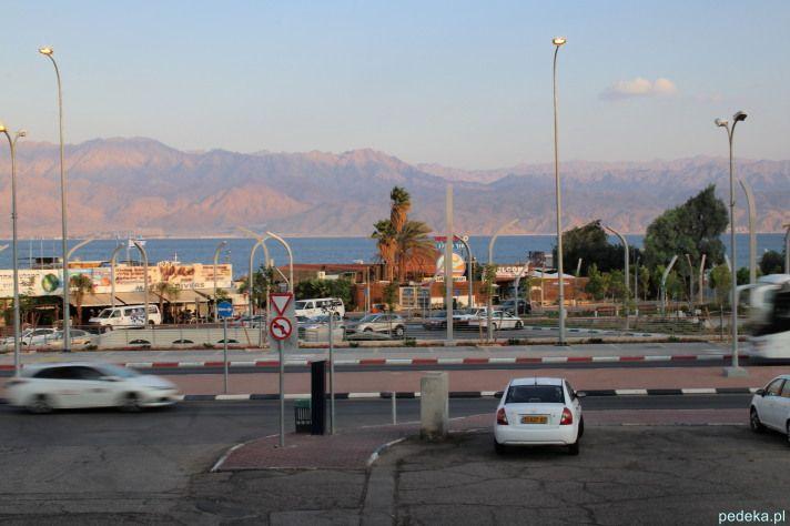 Ejlat, Morze Czerwone
