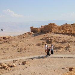 Morze Martwe i Masada