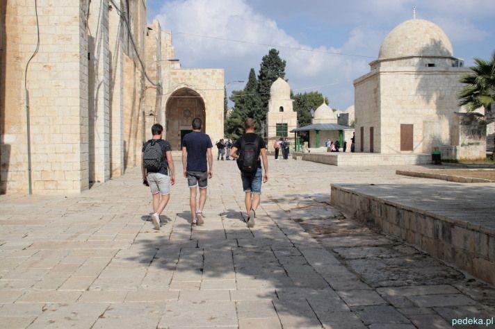 Jerozolima Wzgórze Świątynne