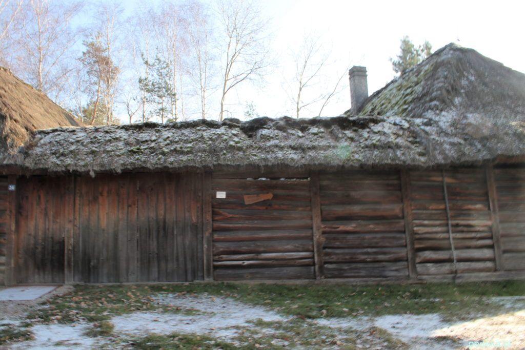 Skansen w Wygiełzowie