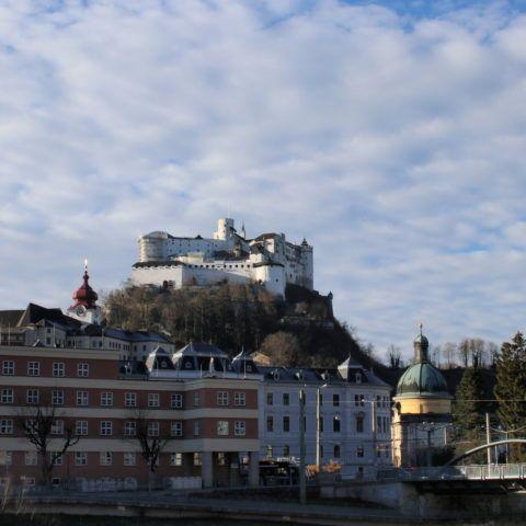Zwiedzanie Salzburga
