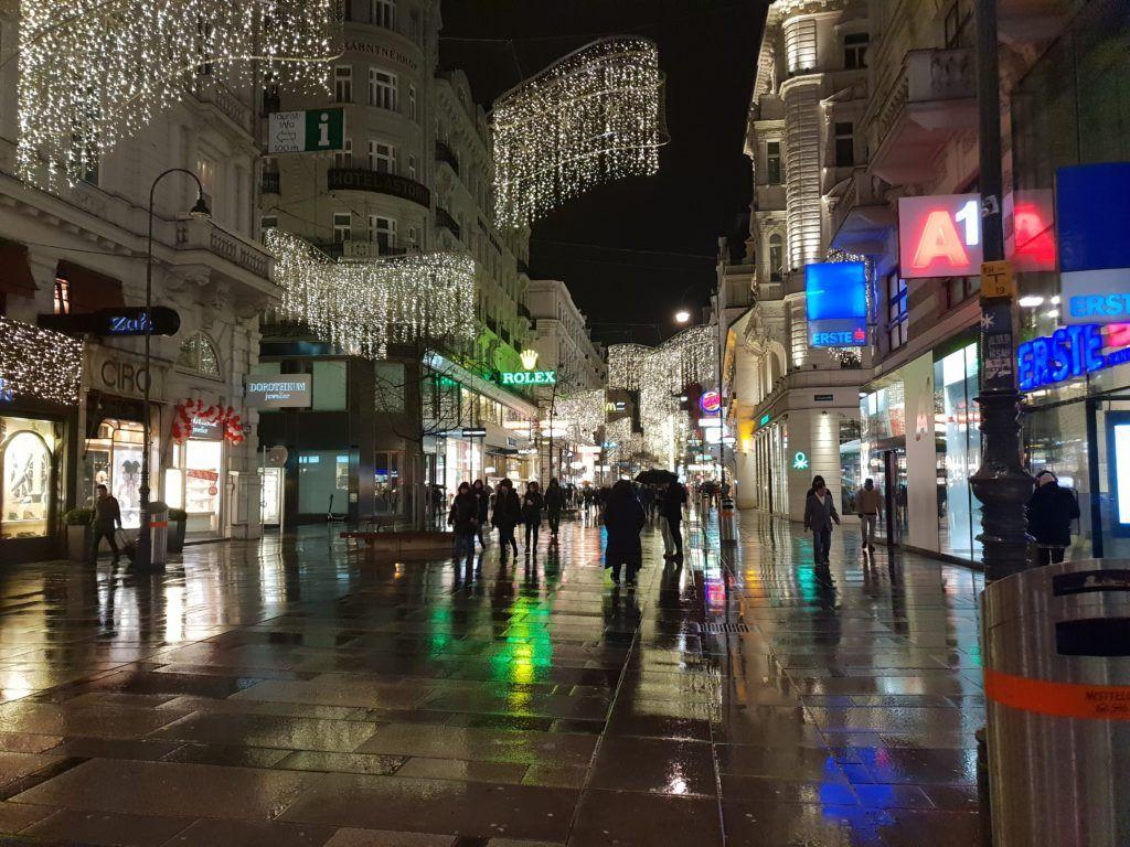 Święta Bożego Narodzenia w Austrii