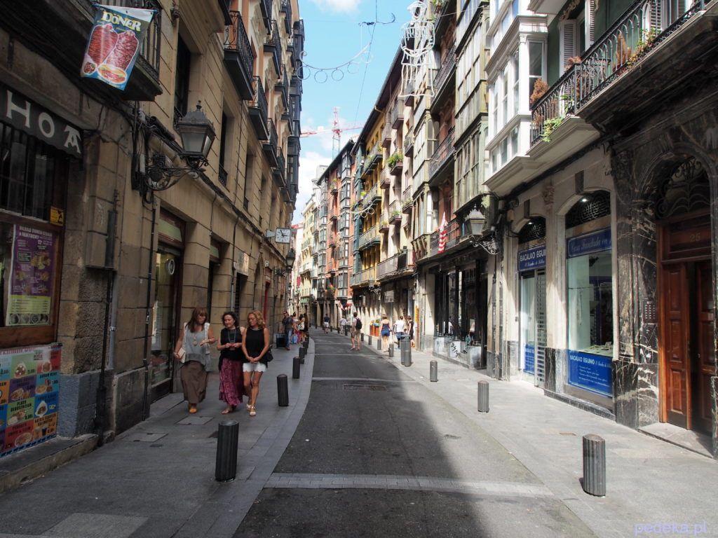 Jeden dzień w Bilbao