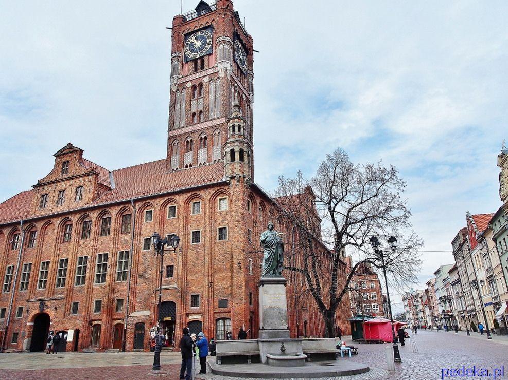 Jeden dzień w Toruniu