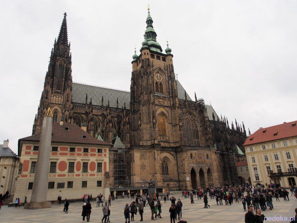 jeden dzień w Pradze