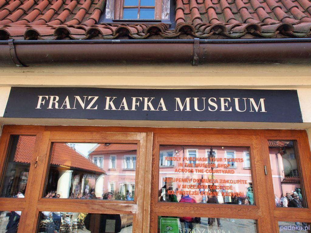 Muzeum Franza Kafki