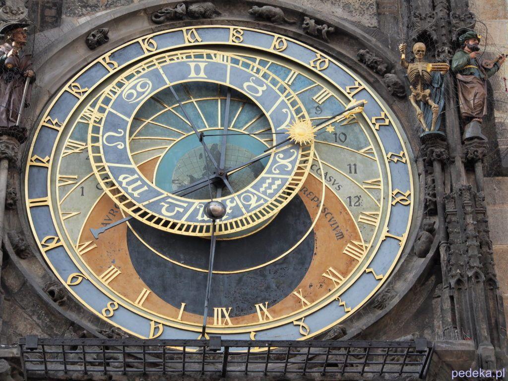 Słynny zegar