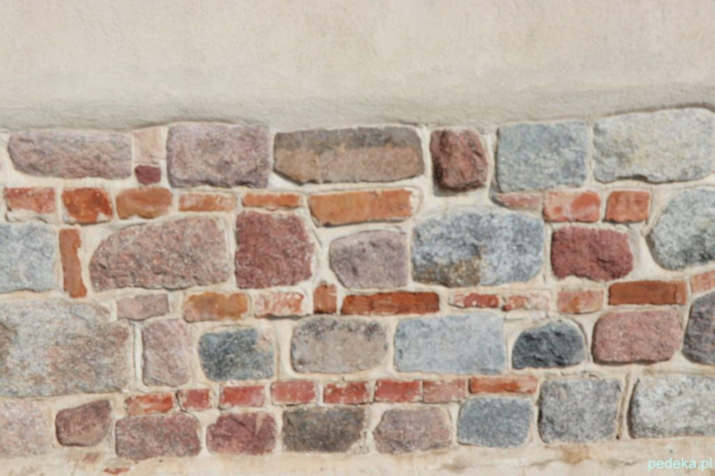 Najstarsza część muru