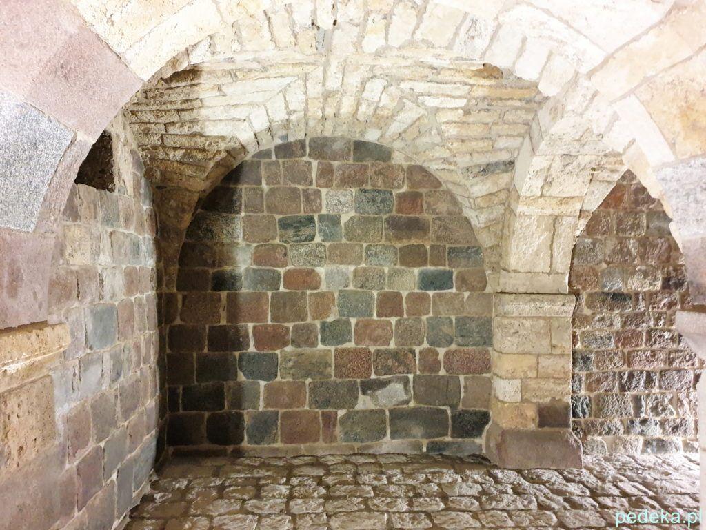 Sklepienie w podziemiach
